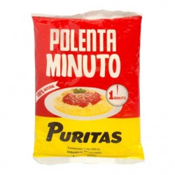 Puritas Polenta 1 minuto...