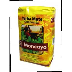 Yerba mate El Moncayo...