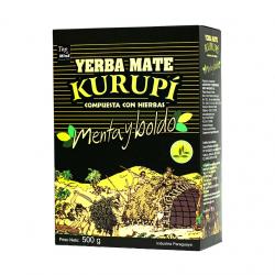 Yerba Mate KURUPI MENTA Y...