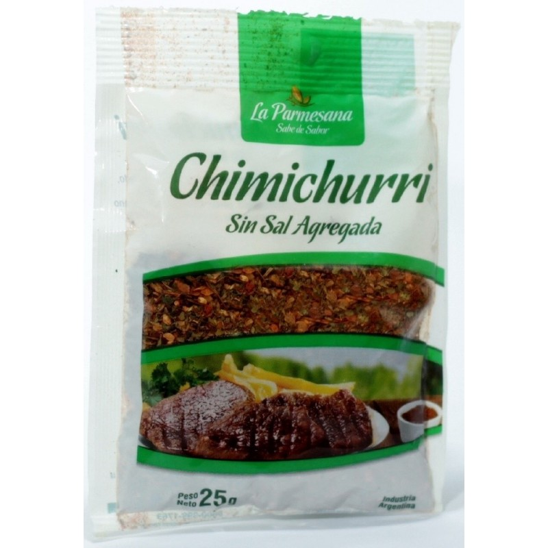 La parmesana CHIMICHURRI 25g
