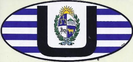 Bandera Uruguay 3