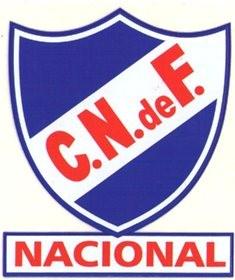Escudo club Nacional de fútbol